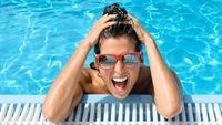 Bảo vệ da và tóc khi đi bơi