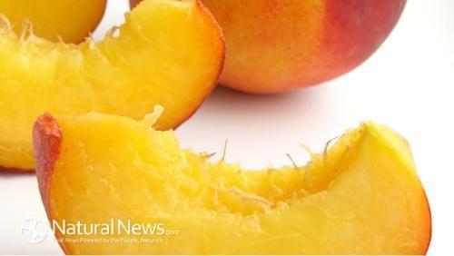 Ăn 2 trái đào mỗi ngày để chống ung thư vú