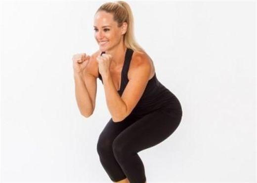 5 bài tập giúp mông đẹp, eo thon và cực năng động