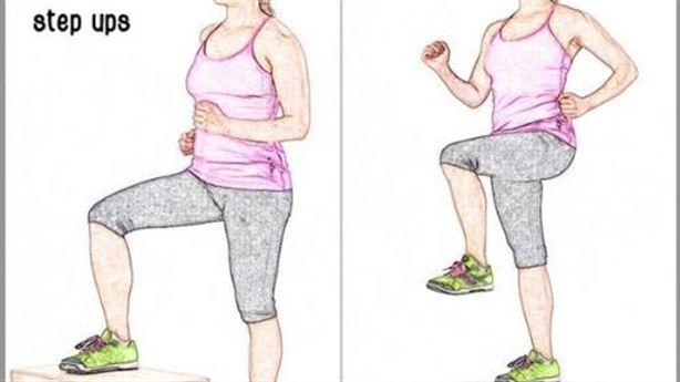 4 bài tập giảm cân trong vòng 4 phút