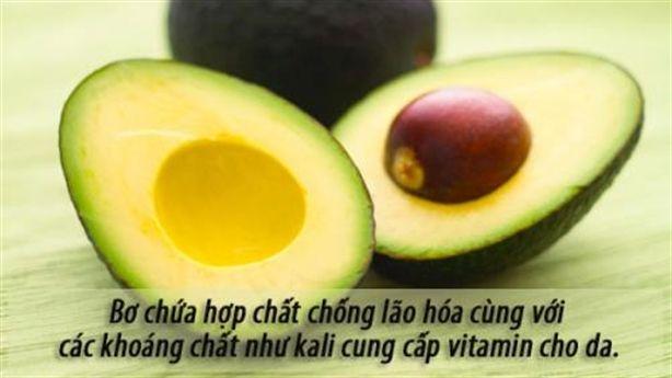 8 thực phẩm giúp chống lão hóa làn da cực tốt