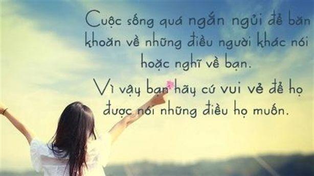 Hãy lạc quan để cuộc sống luôn vui vẻ, mạnh khỏe