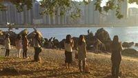 Kỳ lạ: Trào lưu giảm cân nhờ phơi nắng ở Hồng Kông