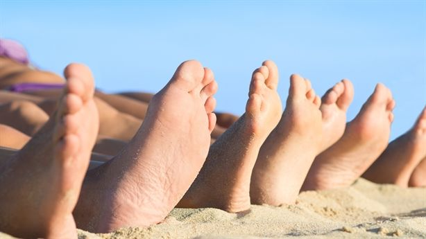 Xem bàn chân để biết tình trạng sức khỏe của bạn