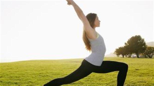 Tập yoga để đào thải mỡ thừa