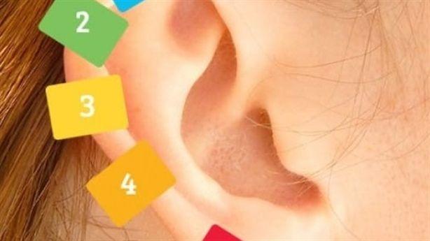 Chữa các cơn đau hiệu quả bằng cách kẹp tai