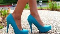 Tự tin diện giày cao gót mà vẫn an toàn