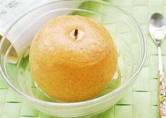 Bí quyết trị ho bằng trái lê chưng đường phèn hoặc mật ong vô cùng hiệu quả