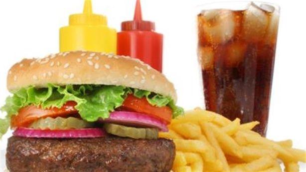 Nhanh đổ bệnh vì thức ăn nhanh