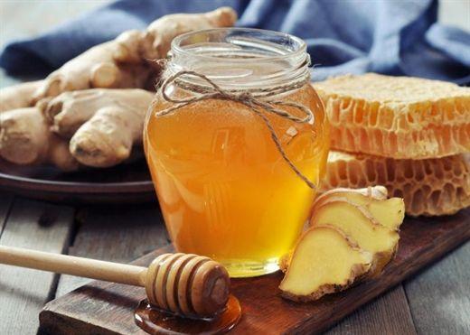 Gừng ngâm mật ong, thức uống tốt cho sức khỏe vào mùa lạnh