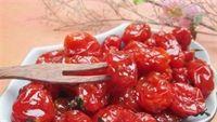 Hướng dẫn cách làm mứt cà chua bi