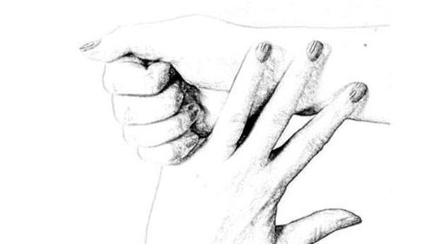 60 giây massage các đầu ngón tay để đánh bay mọi bệnh tật