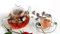 Uống trà, chữa bệnh