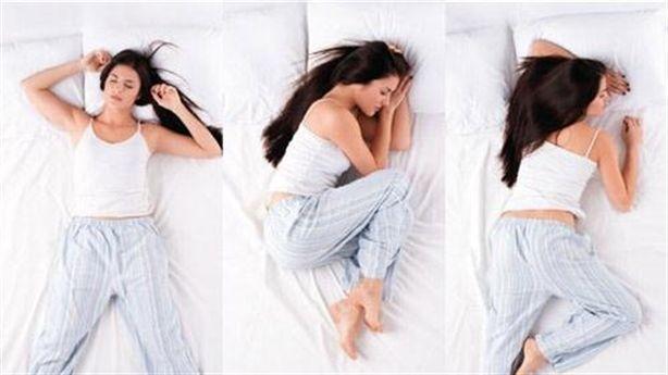Tư thế ngủ tốt nhất cho từng loại bệnh