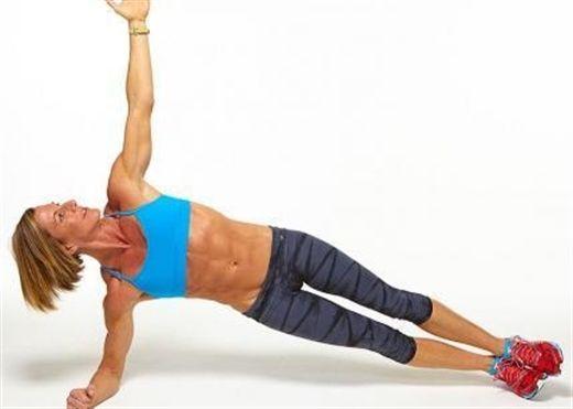 12 bài tập giúp cơ bụng của bạn phẳng lì và săn chắc