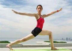 Bài tập yoga giảm cân chỉ trong 10 phút