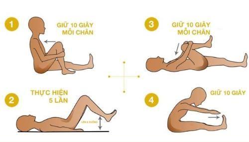 Để hết ĐAU LƯNG, mỗi ngày chỉ cần tập 4 động tác siêu đơn giản sau