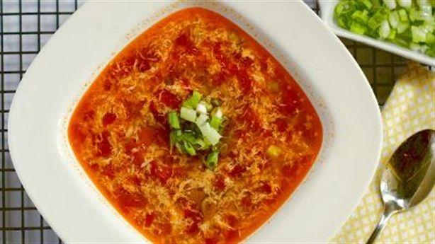 Canh trứng cà chua, vị thuốc thần kì giúp bổ não, giảm đột quỵ, ung thư