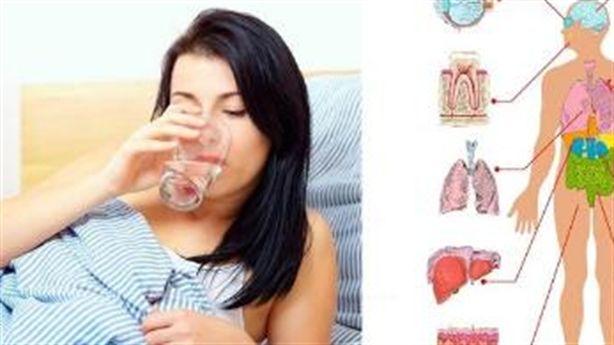 1 ngày 1 ly nước ấm còn hơn uống thuốc bổ