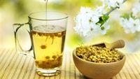 Thư thái và nhiều lợi ích như trà hoa cúc