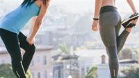 Chạy bộ cũng giúp làn da bạn hồng hào và mịn màng