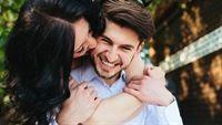 Tác dụng bất ngờ của nụ hôn trong việc tăng cường sức khỏe