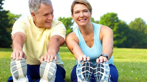 5 bài tập an toàn cho người có vấn đề tim mạch
