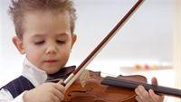 Cho trẻ chơi nhạc cụ sẽ giúp trẻ thông minh hơn
