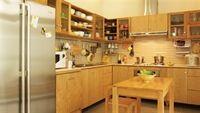 5 nơi trong nhà bếp bẩn đến mức báo động