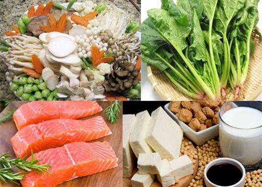 Thoái hóa khớp gối nên ăn gì để bệnh thuyên giảm