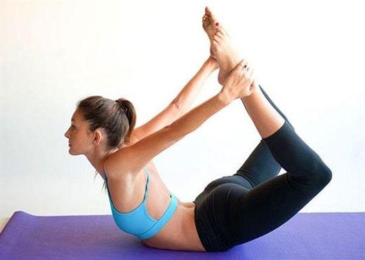 4 bài tập yoga giúp giảm mỡ bụng dưới nhanh chóng