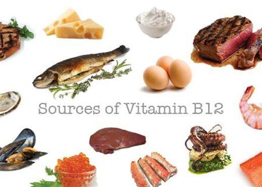 Tác dụng của vitamin B12 mà bạn nên biết