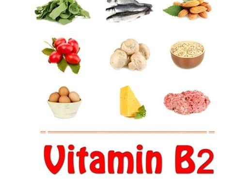 Những thực phẩm giàu vitamin B2