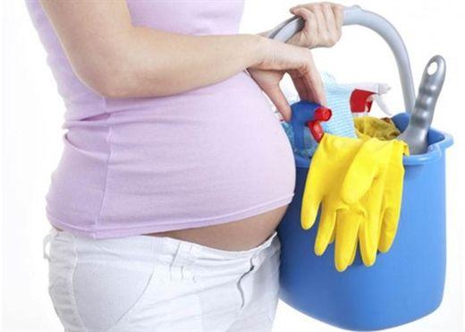 Những điều cần tránh khi mang thai
