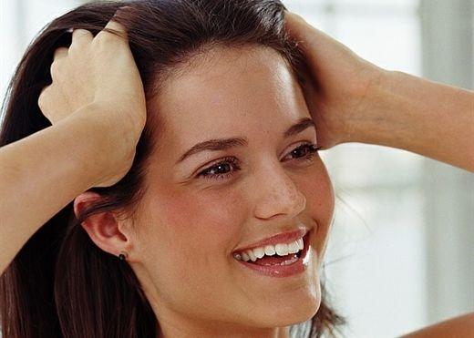 Giảm stress chỉ với massage đầu