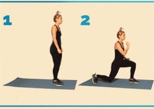 4 bài tập bật nhảy đơn giản đánh bay mỡ thừa toàn thân