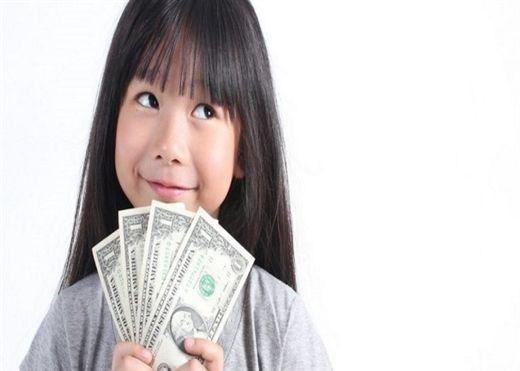 Dạy con tư duy làm giàu từ bé khiến con đánh mất tuổi thơ?