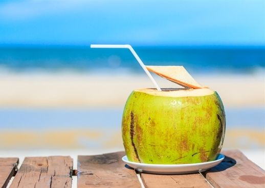 Giật mình với ''sự lợi hại'' của nước dừa đối với cơ thể