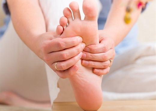Chỉ cần nhìn bàn chân đã có thể giải mã được bí mật về sức khỏe