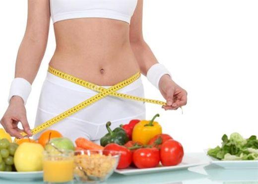 Chế độ ăn uống và những bài tập giúp bạn nhanh chóng loại bỏ lớp mỡ thừa vùng eo