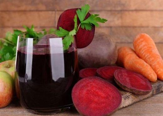 Uống nước ép Cà Rốt + Củ Cải Đường mỗi ngày chữa bách bệnh