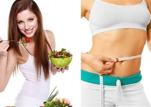 Bí quyết giảm cân đúng cách với salad rau củ quả