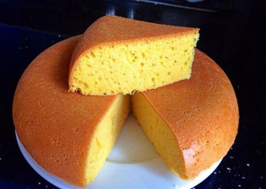 Cách làm bánh bông lan cực ngon với nồi cơm điện