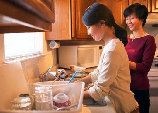 Những mẹo giữ nhà bếp luôn sạch sẽ