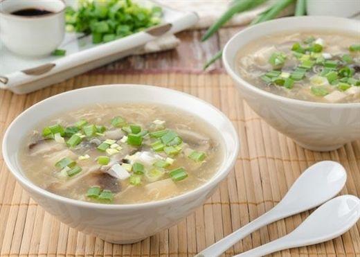10 món ăn bổ dưỡng giúp người ốm