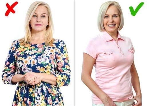 10 phong cách có thể làm bạn trông già hơn