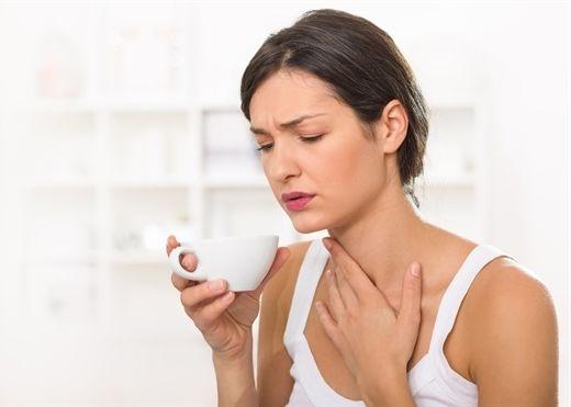 Giảm đau họng hiệu quả mà không cần đến thuốc