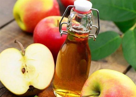 Giấm táo trị gàu thực sự hiệu quả
