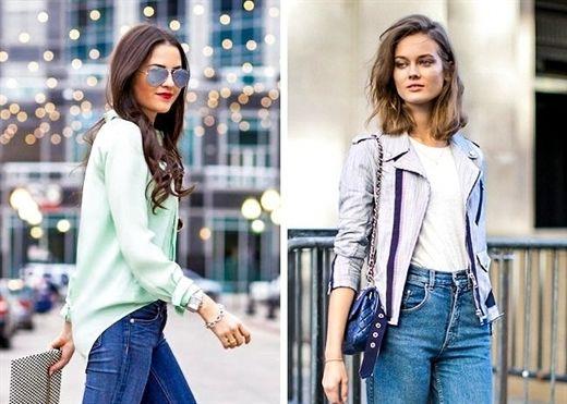 Bí quyết mặc đồ giúp bạn trông sành điệu như siêu mẫu