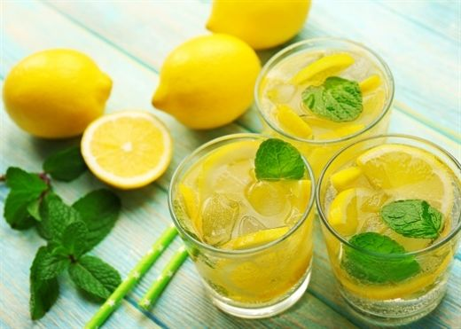 Uống nước detox trước khi đi ngủ giảm mỡ bụng hiệu quả